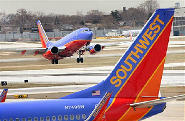 Southwest Airlines Cancels More Than 1,000 Weekend Flights