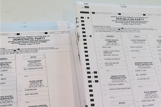 Election Ballots - Generic