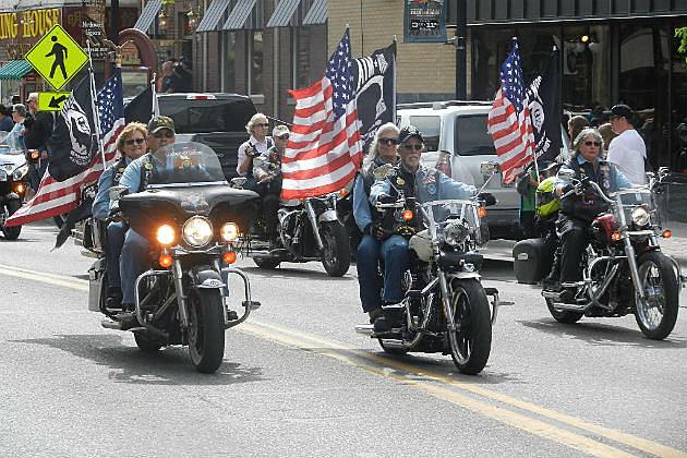 Vietnam Veterans Parade