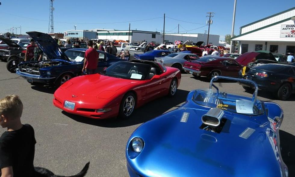 Car Show Raises Suicide Awareness - Monster car show