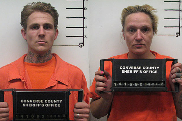Courtesy Converse County Sheriff's Office
