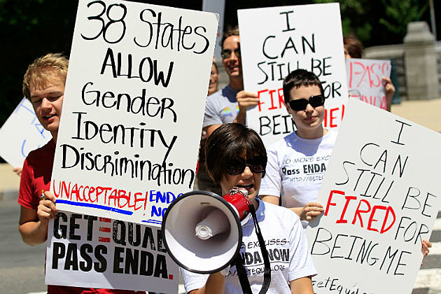 nondiscrimination protest
