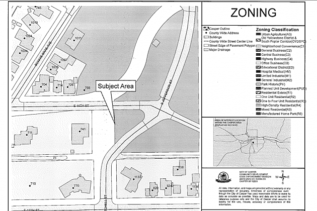 Casper Planning and Zoning Department