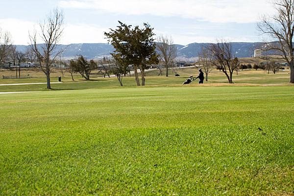 Park Nine Open For Play at Casper Municipal Golf Course
