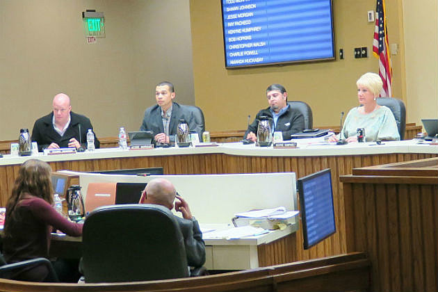 Casper City Council