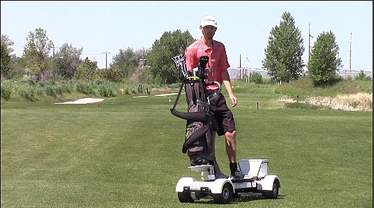 Golf Boards Are Casper's Newest Golf Craze