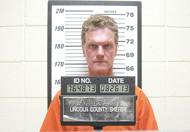 Donald Sheriff, also known as Donald Sample.     Lincoln County Sheriff's Office