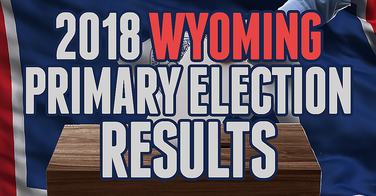 Wyoming Secretary of State Reports Primary Party Affiliation Changes | KGAB