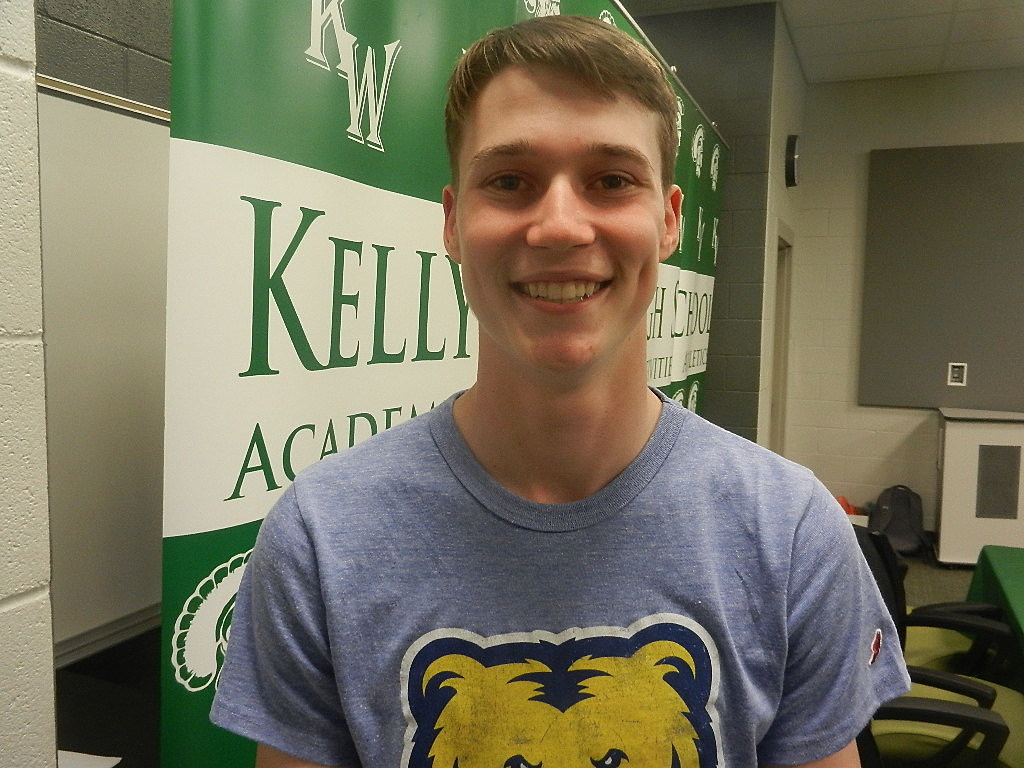 Three KW Athletes Sign College Letters of Intent