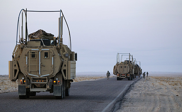 The Last U.S. Troop Brigade In Iraq Departs Country After Over Eight Years Of War