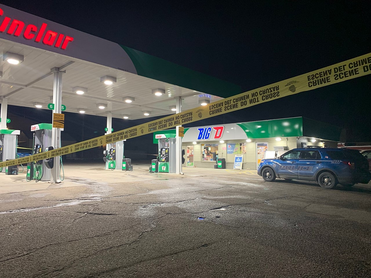 Suspect in Casper Gas Station Robberies Arrested in New York
